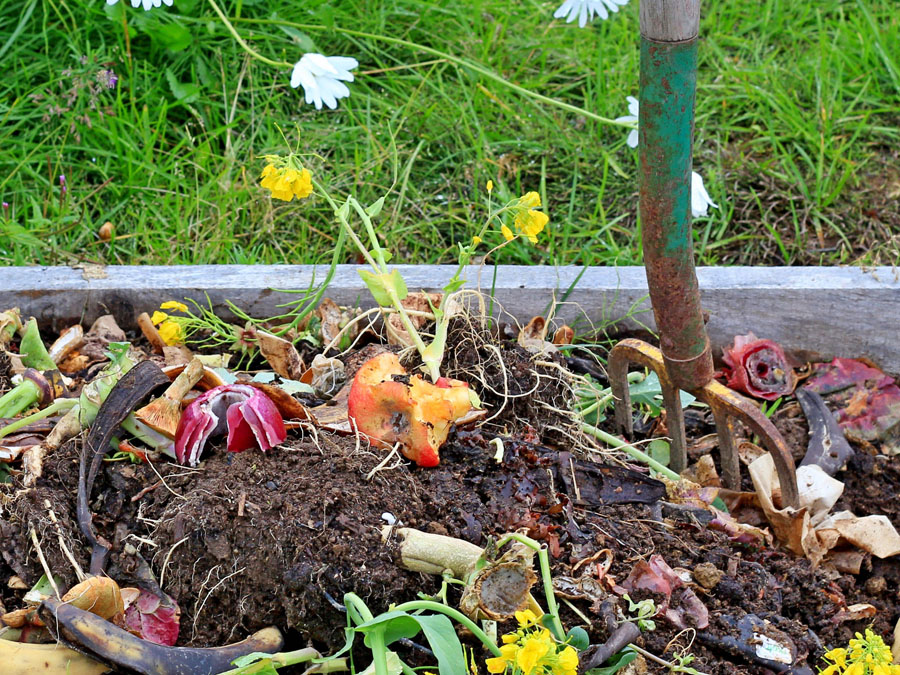 How To Do Compost For Garden